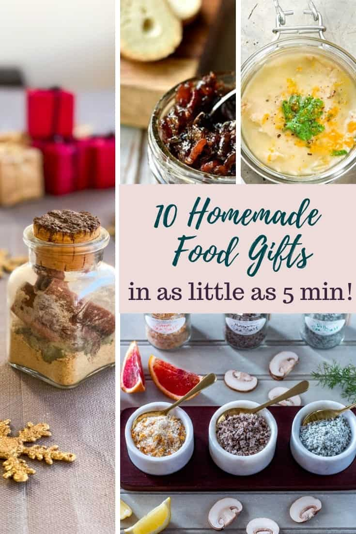 10 Best Homemade Food Gifts - always use butter