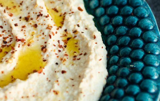 Vegan Hummus [Dairy free & Gluten free]