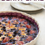 berry bake