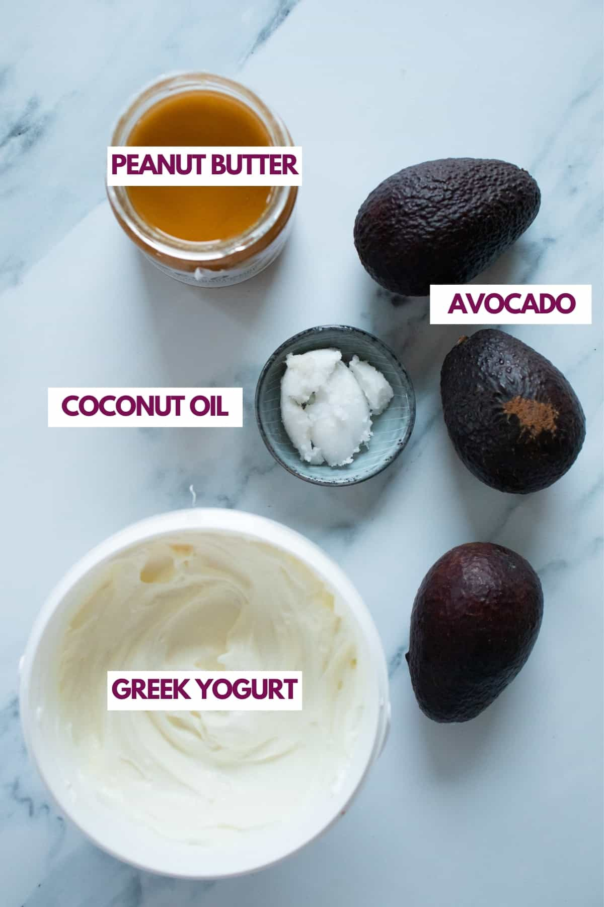 ingredients to add fat to smoothies