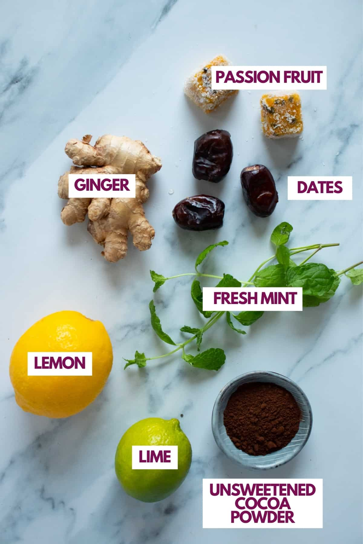 ingredients to add extra flavor to smoothies