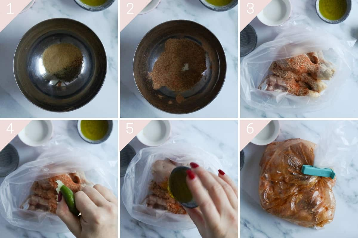 how to make air fryer drumsticks