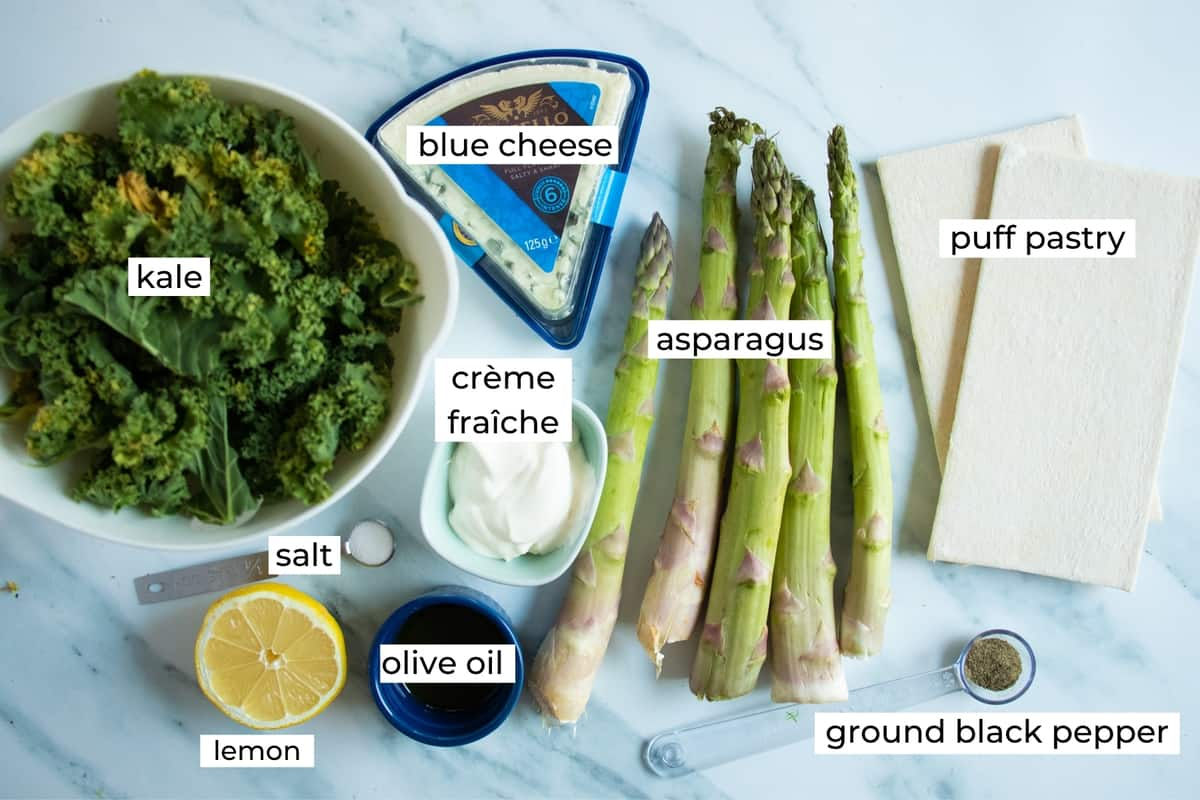 puff pastry pizza ingredients
