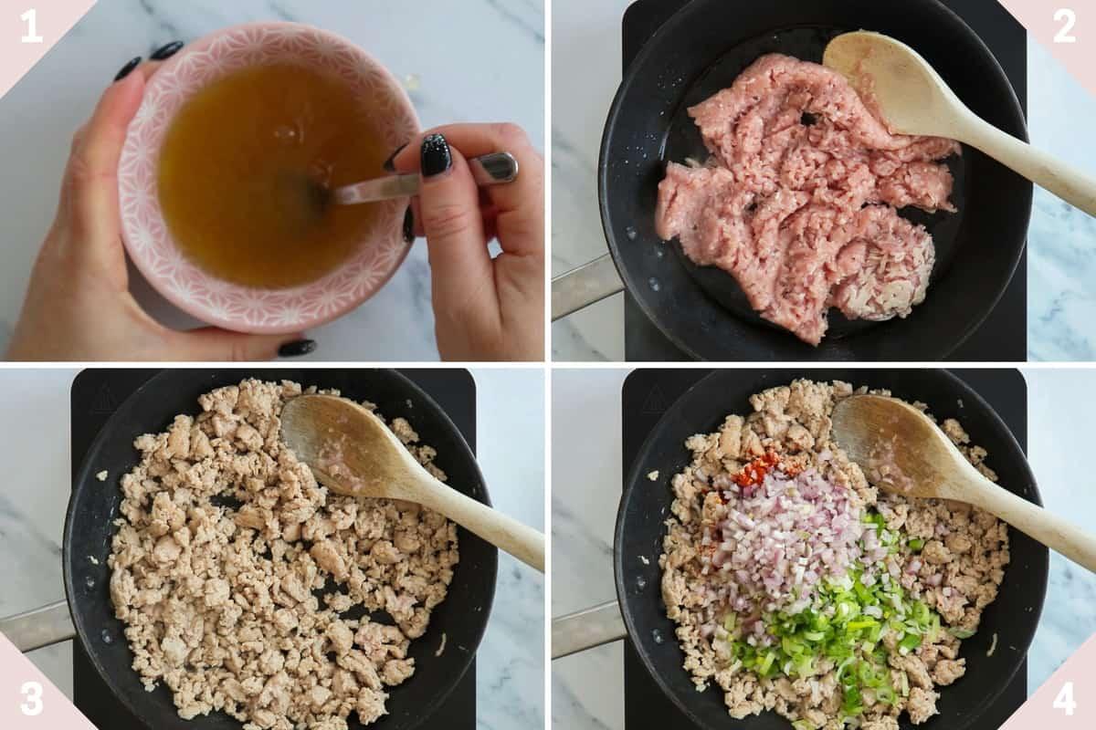 how to make thai chicken salad
