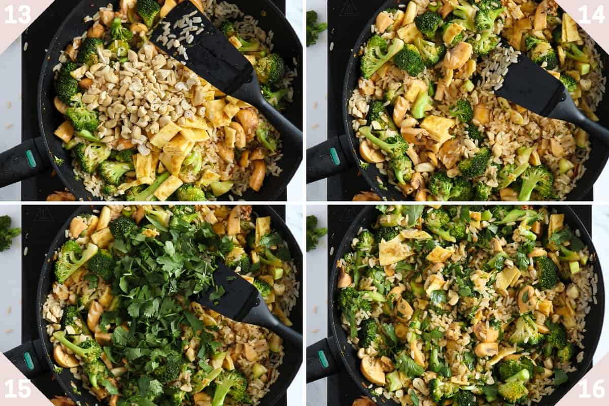 how to make thai curry fried rice